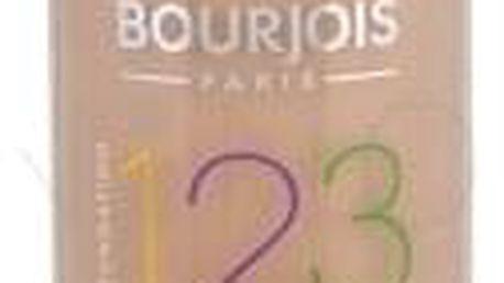 BOURJOIS Paris 123 Perfect 30 ml dlouhotrvající make-up pro ženy 53 Beige Clair