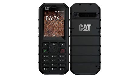 Caterpillar B35 4G Dual SIM černý (CB35-DAB-EUR-EN)