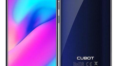 CUBOT J3 Dual SIM modrý (PH3841)
