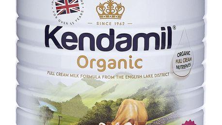 KENDAMIL 100% BIO/organické plnotučné kojenecké mléko 1 (800g)