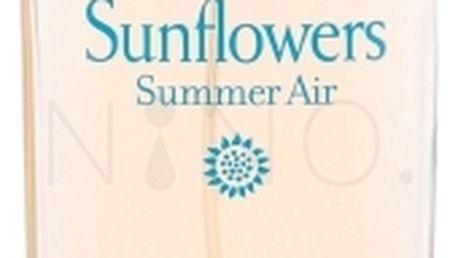 Elizabeth Arden Sunflowers Summer Air 100 ml toaletní voda pro ženy