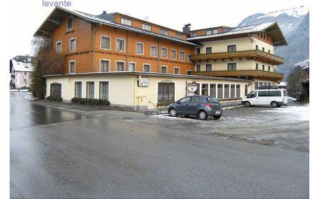 Rakousko - Kaprun - Zell am See autobusem na 4 dny, snídaně v ceně