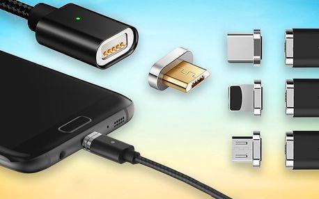 Magnetické USB kabely a další mobilní vychytávky