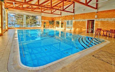 3–5denní wellness pobyt pro 1 i 2 s procedurami v Mariánských Lázních v hotelu Krakonoš***