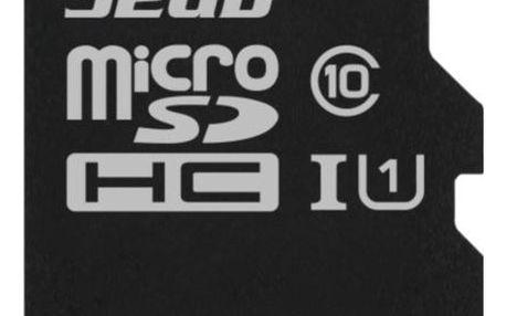 Kingston Canvas Select MicroSDHC 32GB UHS-I U1 (80R/10W) (SDCS/32GBSP)
