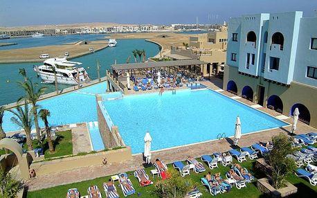 Egypt, Marsa Alam, letecky na 8 dní all inclusive