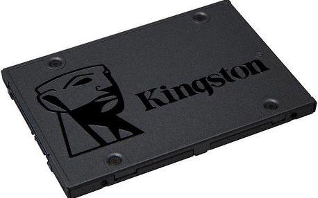 Kingston A400 480GB šedý (SA400S37/480G)