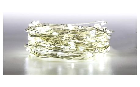 Marimex | Svítící struny 120 LED | 18000095