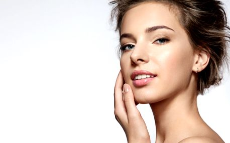 Kosmetické ošetření pleti + ultrazvuková špachtle