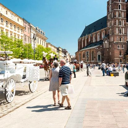 Jarní výlet do Krakova a solných dolů Wieliczka - odjezdy Morava a Slezsko