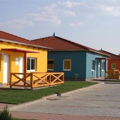 Slovensko - Slnečné jazerá na 4 až 5 dní, bez stravy s dopravou vlastní, 100 m od pláže