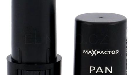 Max Factor Pan Stik 9 g makeup a korektor pro ženy 14 Cool Copper