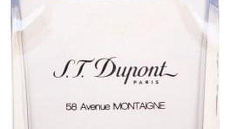 S.T. Dupont 58 Avenue Montaigne Pour Homme 100 ml toaletní voda pro muže
