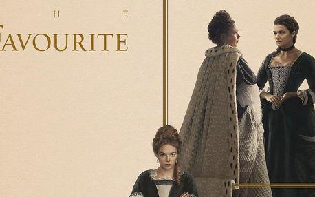 Vstupenka na historický film Favoritka v Lucerně