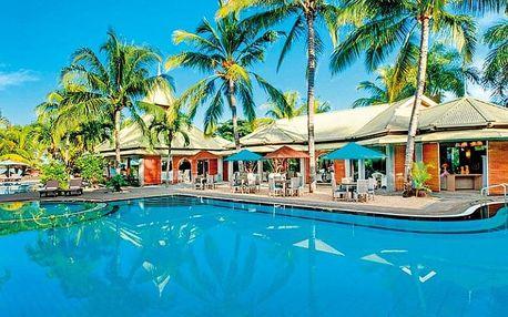 Mauritius, Grand Baie, letecky na 11 dní polopenze