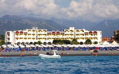 Kalábrie, Hotel Parco dei Principi - pobytový zájezd, Kalábrie, Itálie, letecky, polopenze