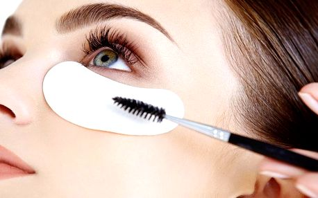 Lash lifting & botox pro efekt prodloužených řas