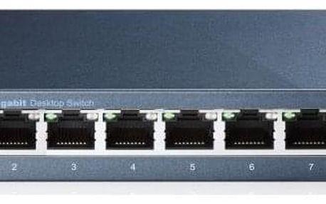 TP-Link TL-SG108 8 port, Gigabit (TL-SG108)