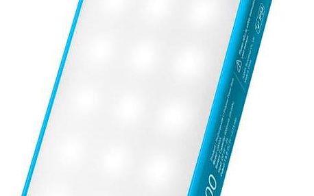 ADATA D8000L 8000mAh, outdoor LED svítilna modrá (AD8000L-5V-CBL)