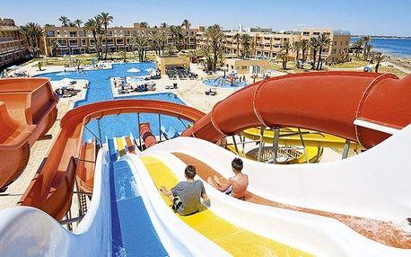 Tunisko - Monastir na 8 až 9 dní, all inclusive s dopravou letecky z Katowic nebo Prahy, přímo na pláži