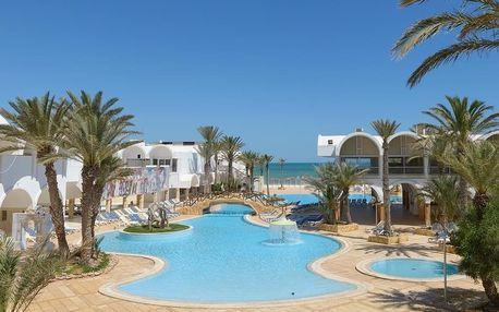 Tunisko - Djerba na 8 až 13 dní, all inclusive s dopravou letecky z Prahy