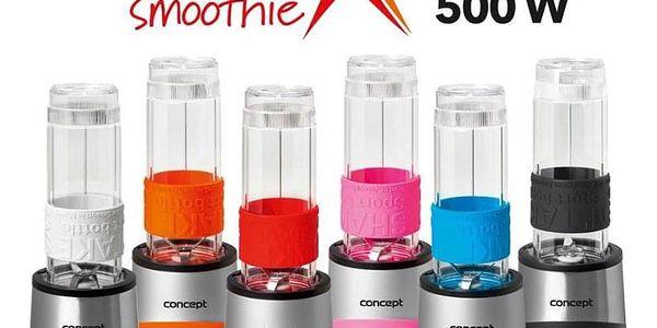 Stolní mixér Concept Active Smoothie SM3380 bílý5