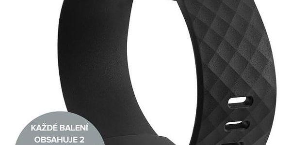 Fitness náramek Fitbit Charge 3 - Graphite, Black (FB409GMBK-EU)5