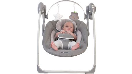 BO JUNGLE Houpátko B-Portable Swing Grey