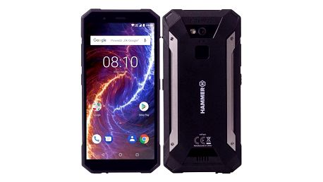 myPhone HAMMER ENERGY 18X9 LTE černý (TELMYAHENER189LBK)