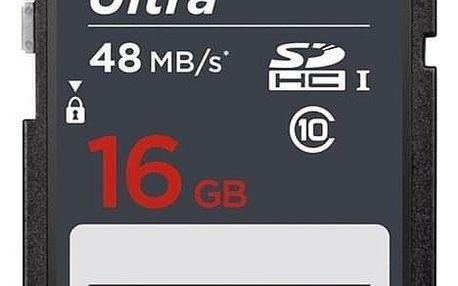 Sandisk SDHC Ultra 16GB UHS-I U1 (48R/10W) (SDSDUNB-016G-GN3IN)