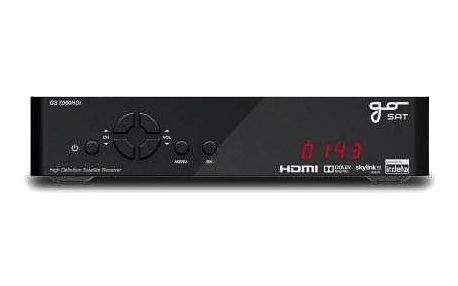 GoSat GS7060 HDi černý