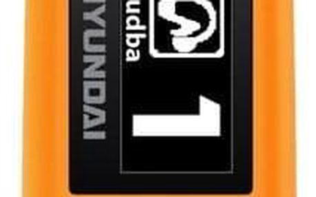 Hyundai MP 366 GB8 FM O oranžový