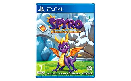Activision PlayStation 4 Spyro Trilogy Reignited (CEP46084)