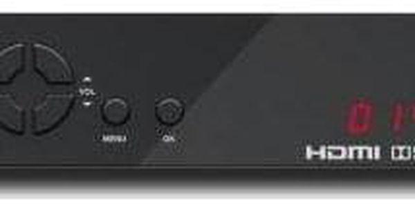 Satelitní přijímač GoSat GS7060 HDi černý4
