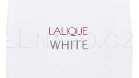 Lalique White 125 ml toaletní voda pro muže