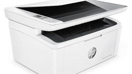 HP LaserJet Pro MFP M28w bílý (W2G55A#B19)