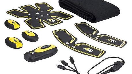 Elektrický posilovač břišních svalů ABS Master