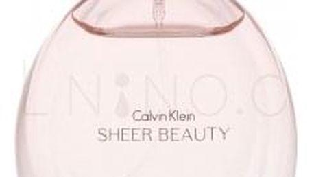 Calvin Klein Sheer Beauty 30 ml toaletní voda pro ženy