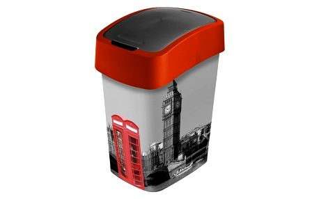Curver Flipbin odpadkový koš LONDON 25 l