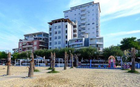 Albánie, Dürres, letecky na 8 dní all inclusive