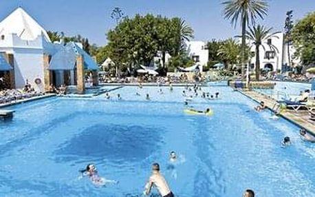 Maroko - Agadir letecky na 8 dnů, all inclusive