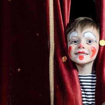Dětské loutkové divadlo: 5denní jarní tábor