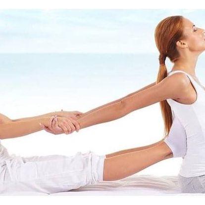 Tradiční thajská masáž 23.2. - 24.2. 2019