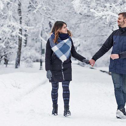 Romantický valentýnský pobyt v Telči s polopenzí