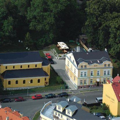 Františkovy Lázně: Pension Abbazia