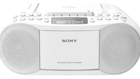 Sony CFD-S70W bílý