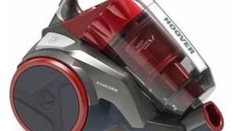 Hoover Khross KS50PET 011 červený