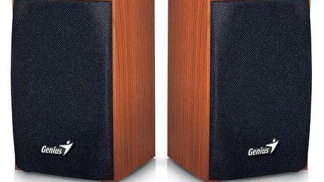 Genius SP-HF160 2.0 imitace dřeva (31731063101)