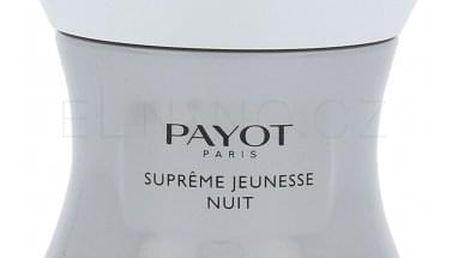 PAYOT Suprême Jeunesse Nuit 50 ml zpevňující noční pleťový krém tester pro ženy
