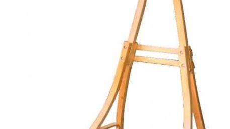 DUVLAN Dřevěný stojan pro houpací sedačky